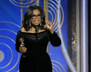 discorso oprah winfrey